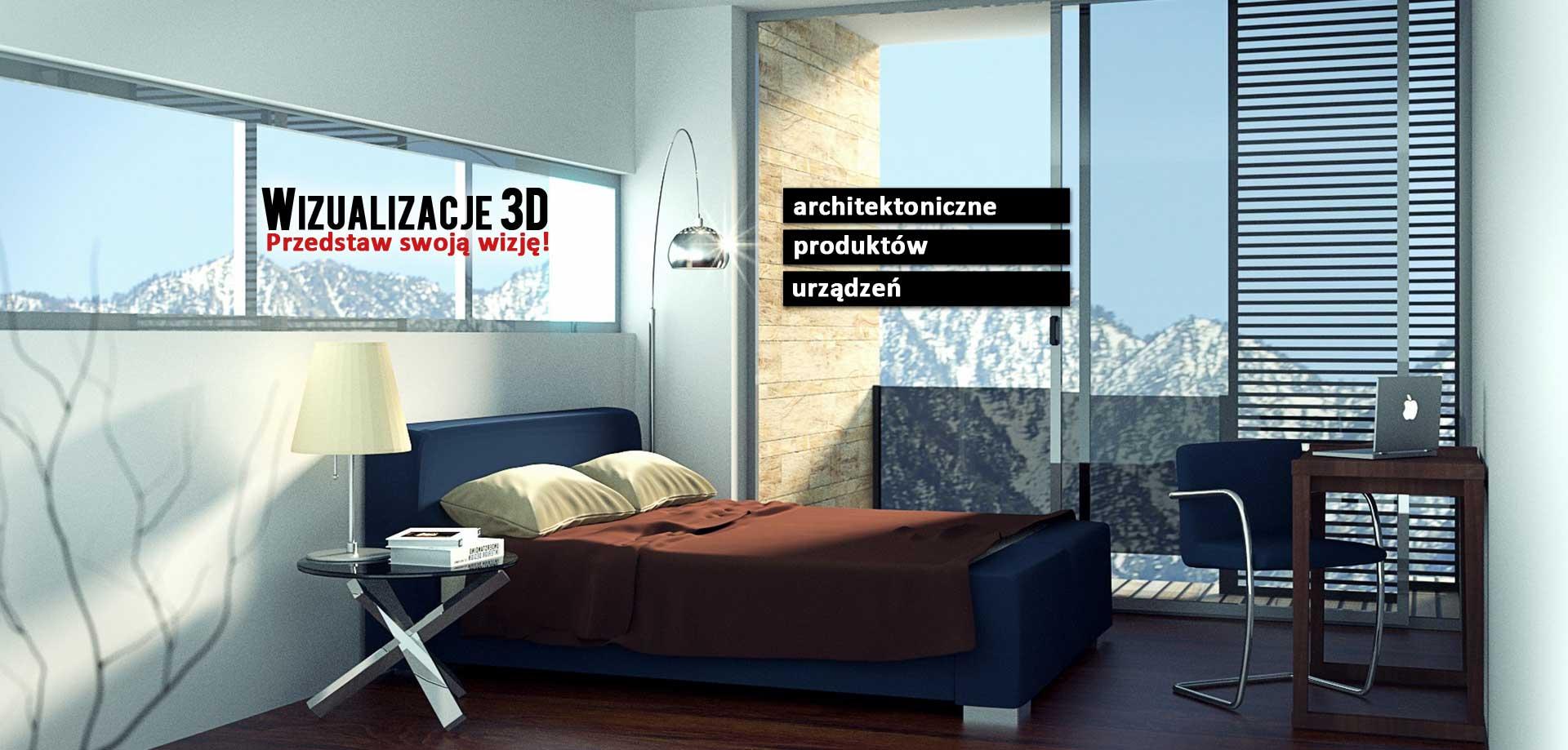 Wizualizacje 3D, filmy reklamowe, fotografia reklamowa Rybnik Gliwice Śląsk Tychy Zabrze